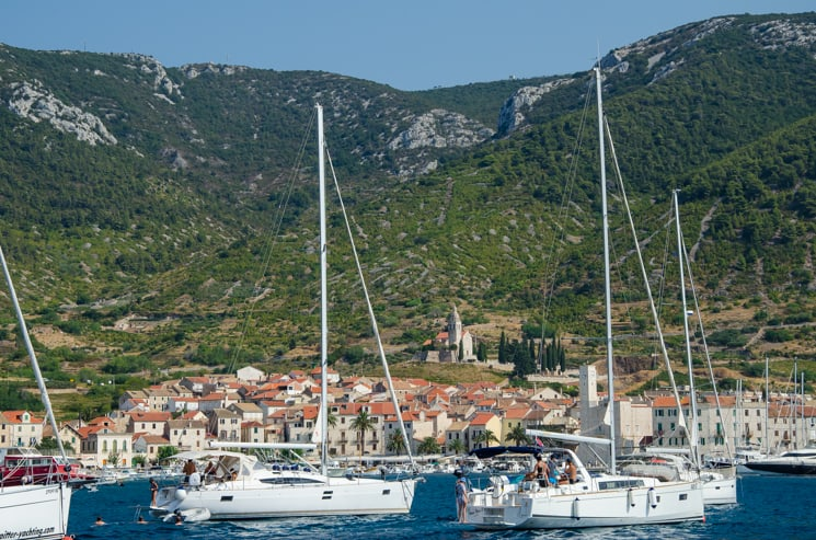 Dovolená na jachtě v Chorvatsku - vše, co potřebujete vědět! 3