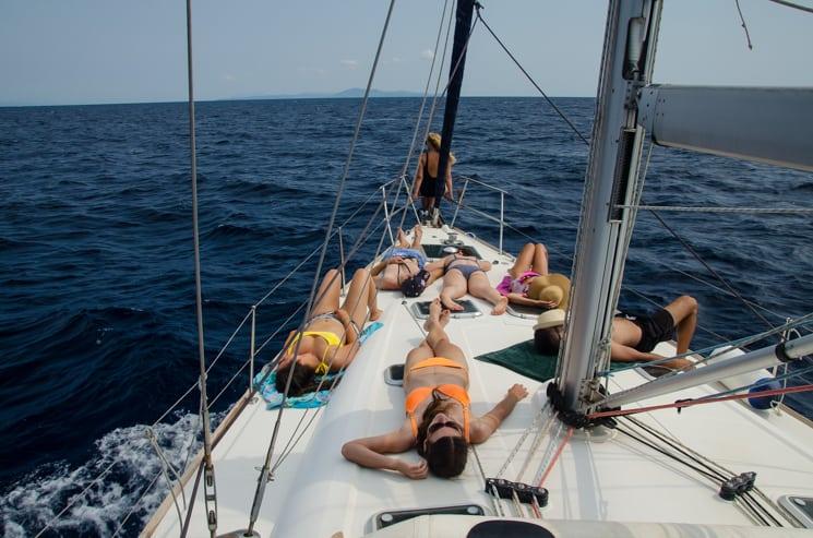 Dovolená na jachtě v Chorvatsku - vše, co potřebujete vědět! 6