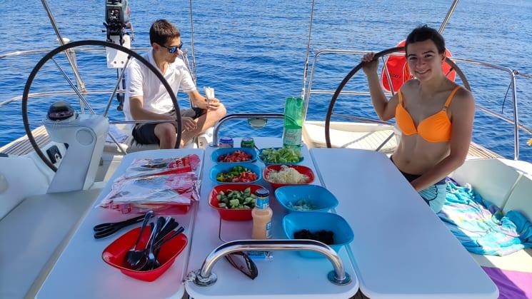 Dovolená na jachtě v Chorvatsku - vše, co potřebujete vědět! 7
