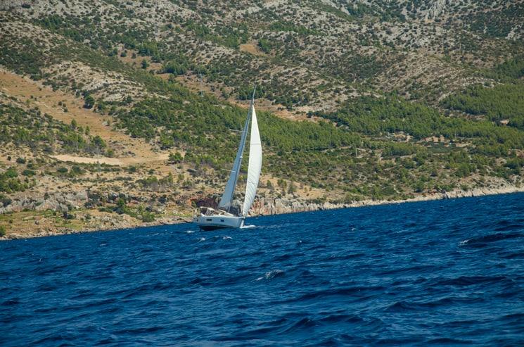 Dovolená na jachtě v Chorvatsku - vše, co potřebujete vědět! 8