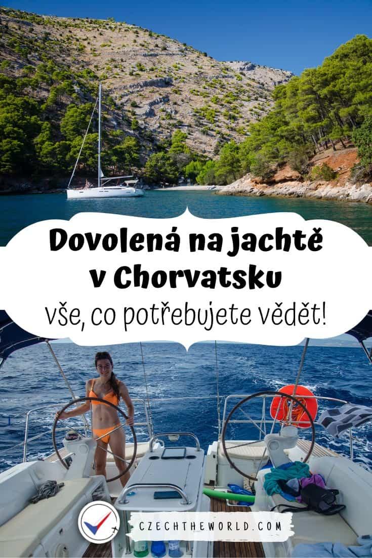 Dovolená na jachtě v Chorvatsku vše, co potřebujete vědět!