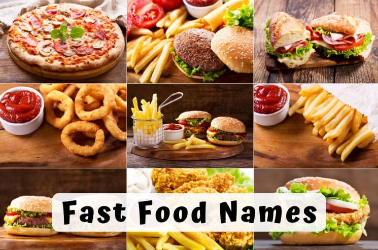 513 Best Fast Food Names to Boost Your Business Success