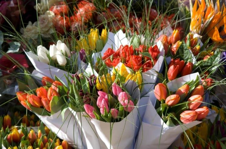 Cute Flower Shop and Florist Names