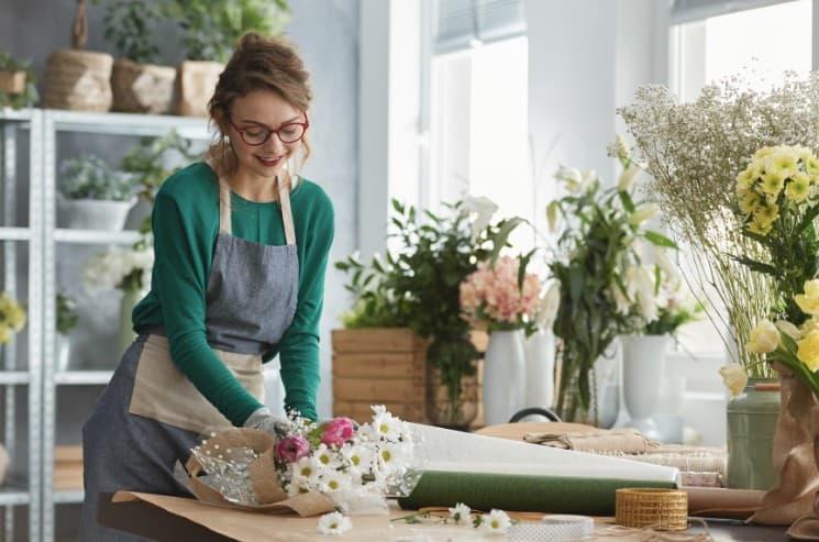 Best Flower Shop and Florist Names