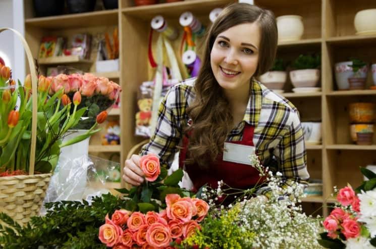 Original Flower Shop and Florist Names