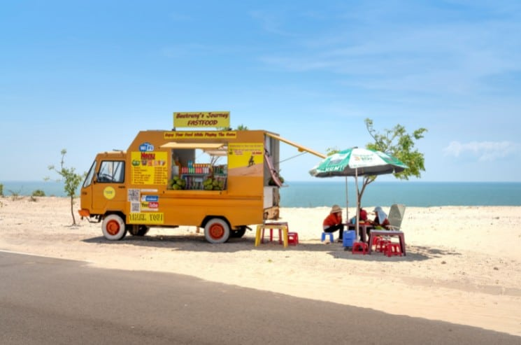 Catchy Food Truck Names