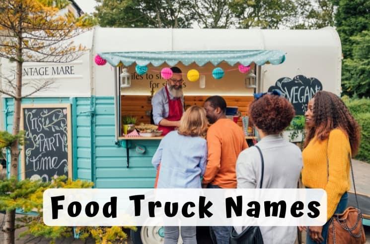 Food Truck Names