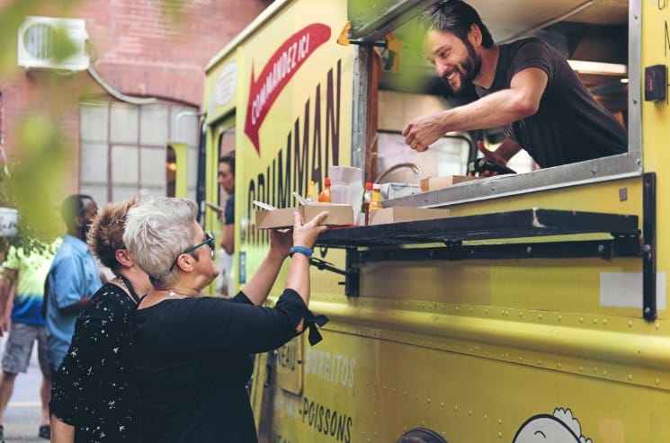 The Best Food Truck Names