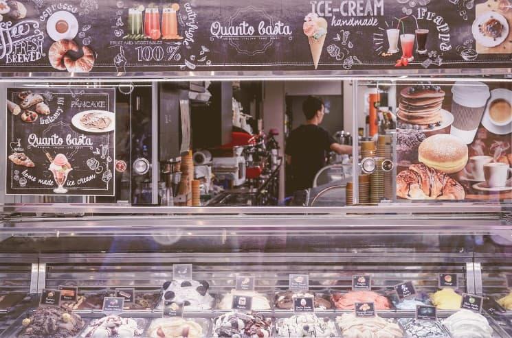 Aesthetic Ice Cream Shop Names