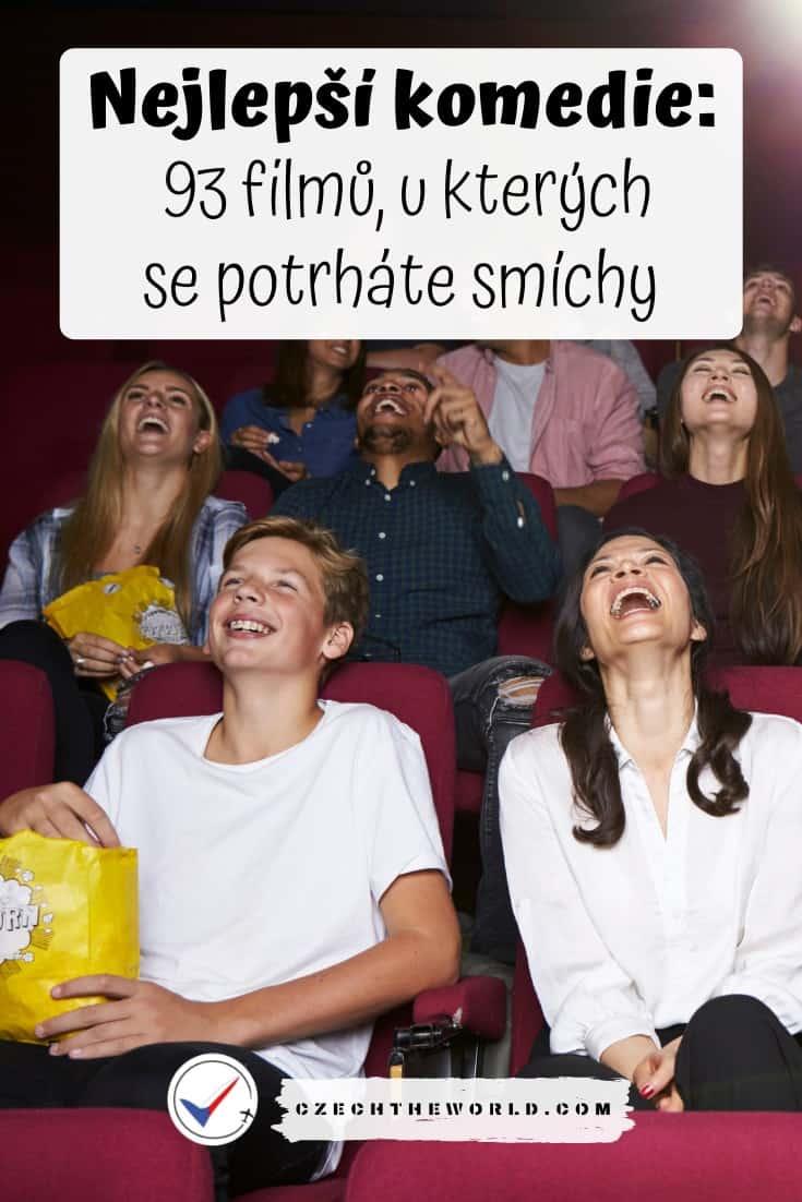 Nejlepší komedie: 93 filmů, u kterých se potrháte smíchy! 1
