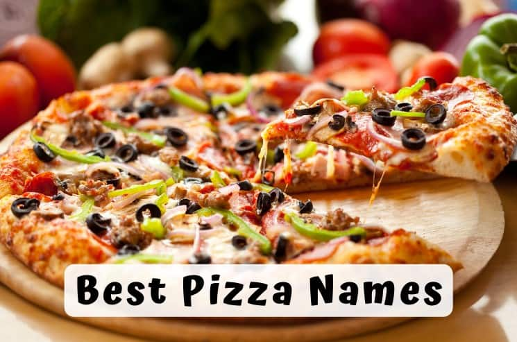 515 Best Pizza Names that will Boost Your Business Success