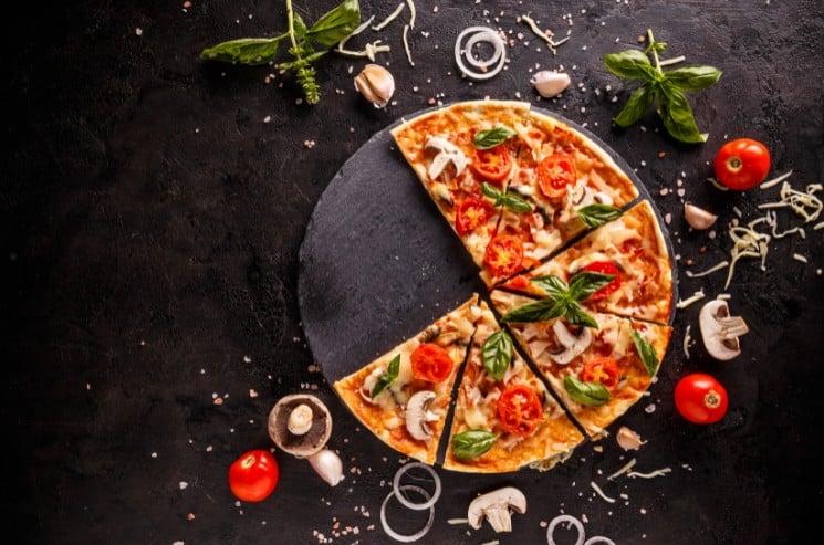 Vegetarian Pizza Names