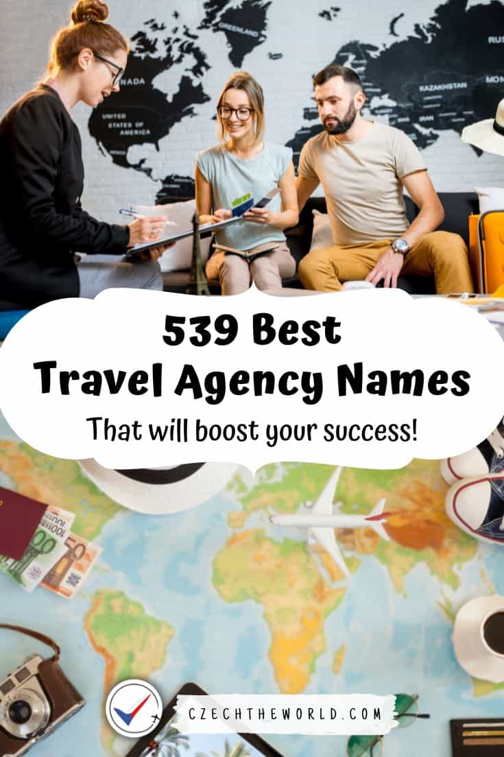 539 Best Travel Agency Names to Boost Your Business Success 1