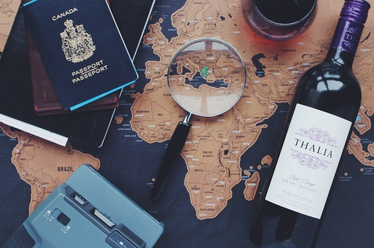 Romantic Travel Agency Names