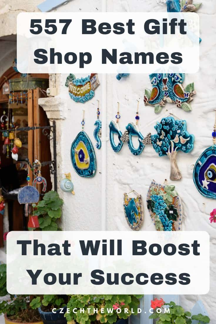 557 Best Gift Shop Names to Boost Your Business Success 1