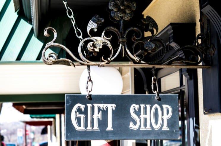 Vintage Gift Shop Names