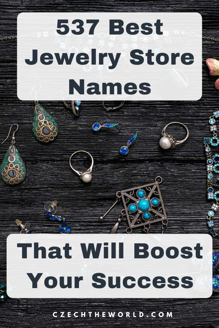 537 Best Jewelry Store Names to Boost Your Business Success 1