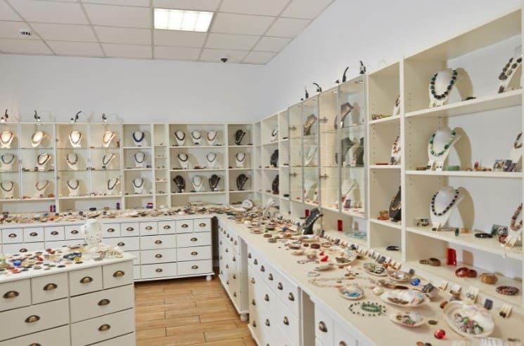 Romantic Jewelry Store Names