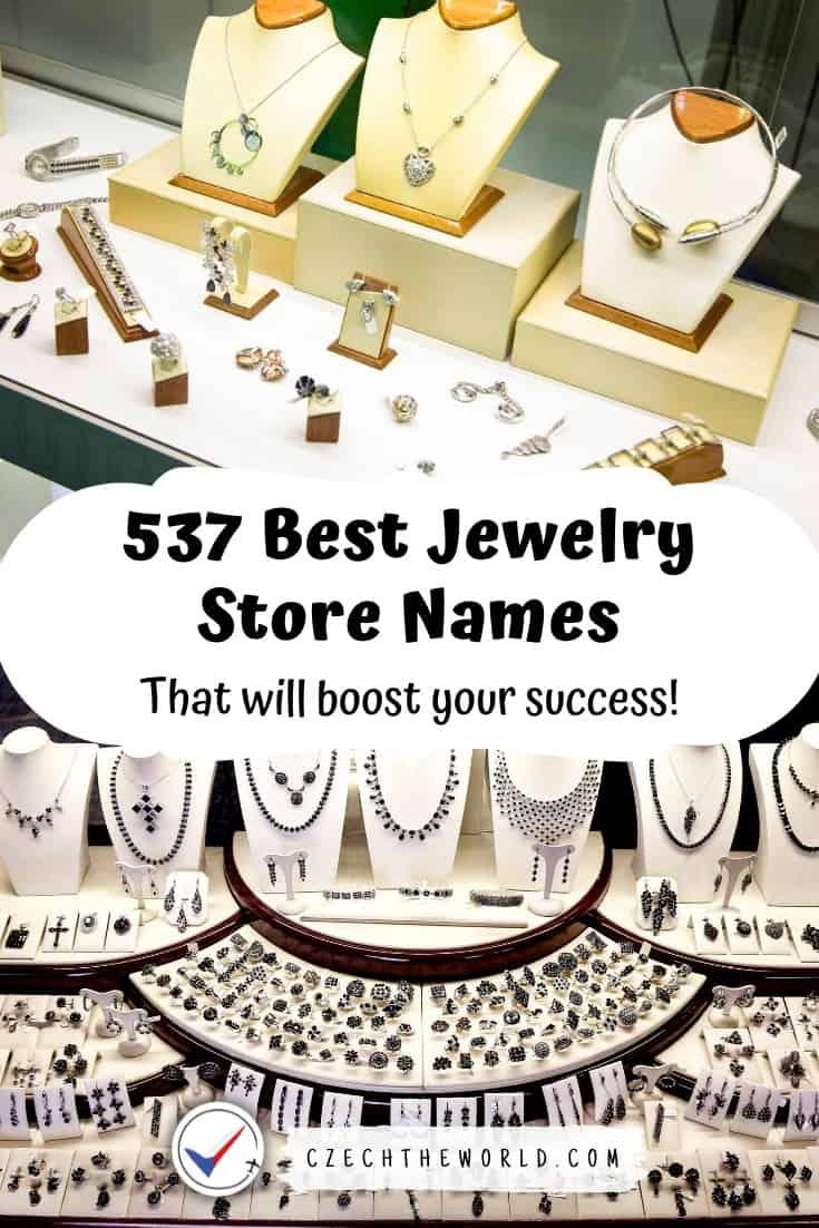 Best Jewelry Store Names (5)