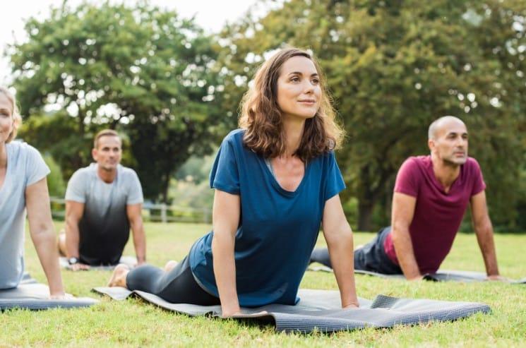 Clever Yoga Studio Names:
