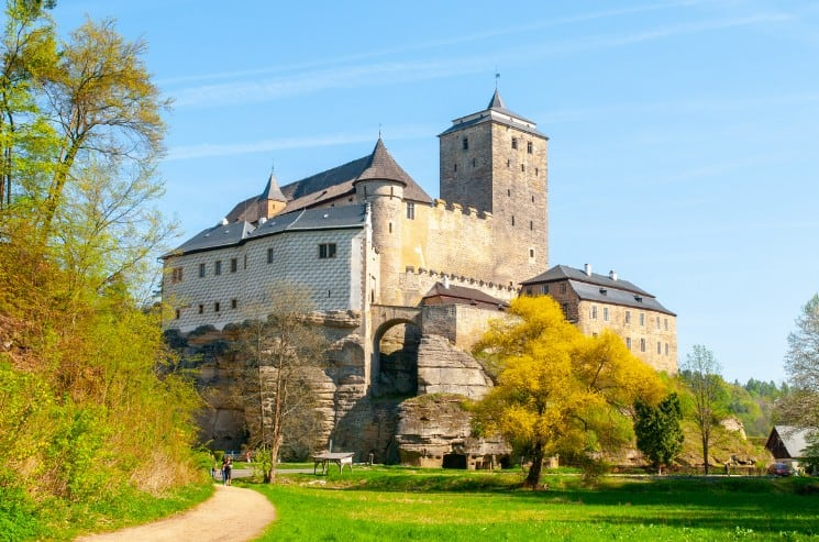 35 tipů na nejlepší výlety v okolí Prahy 9