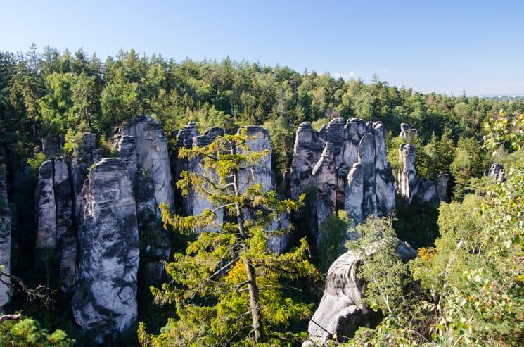 35 tipů na nejlepší výlety v okolí Prahy 1