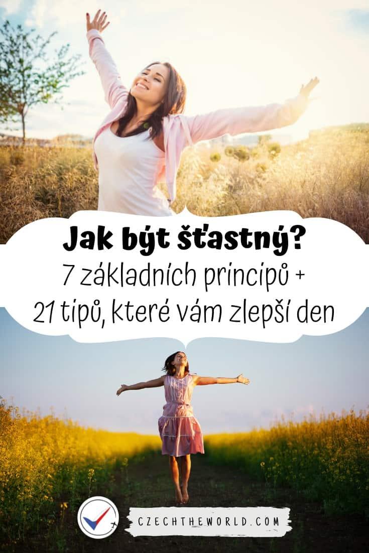 Jak být šťastný? 7 základních principů + 21 tipů, které vám zlepší den 30